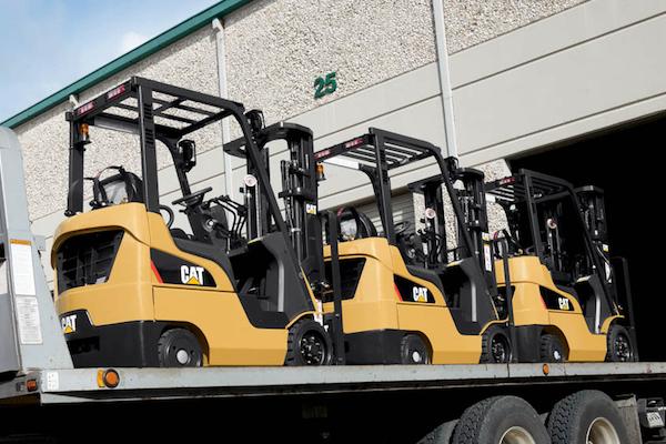 Rental Lift Trucks
